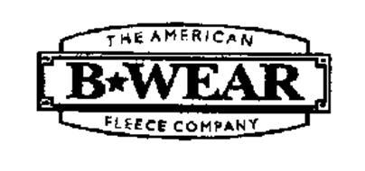 THE AMERICAN B WEAR FLEECE COMPANY