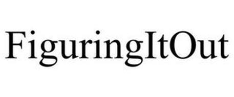 FIGURINGITOUT