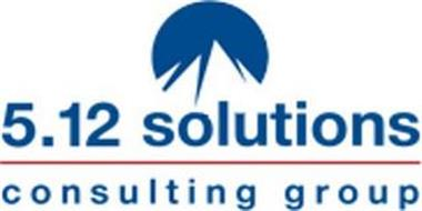 5.12 SOLUTIONS CONSULTING GROUP