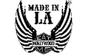 MADE IN LA EAT ME HOLLYWOOD