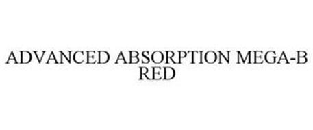 ADVANCED ABSORPTION MEGA-B RED