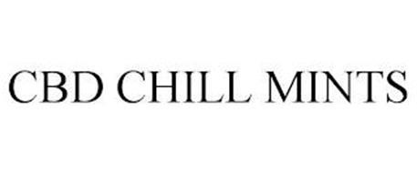 CBD CHILL MINTS