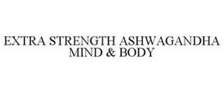 EXTRA STRENGTH ASHWAGANDHA MIND & BODY