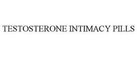 TESTOSTERONE INTIMACY PILLS