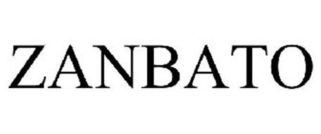Zanbato Logo ZANBATO Tradema...