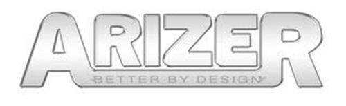 ARIZER BETTER BY DESIGN