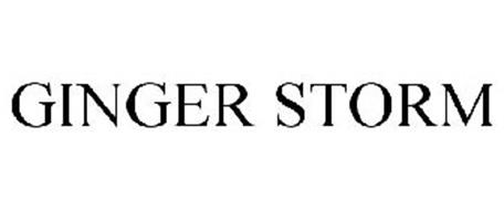 GINGER STORM