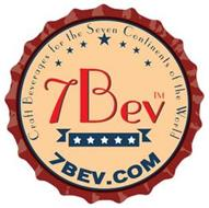 7BEV 7BEV.COM CRAFT BEVERAGES FOR THE SEVEN CONTINENTS OF THE WORLD
