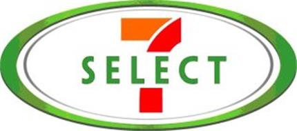 7 SELECT Trademark of 7-Eleven, Inc.. Serial Number ...