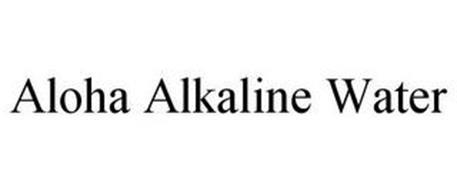 ALOHA ALKALINE WATER
