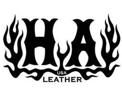 H A LEATHER USA