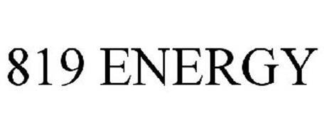 819 ENERGY