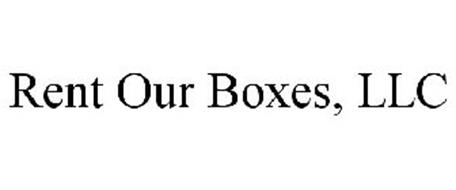 RENT OUR BOXES