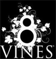 8 VINES
