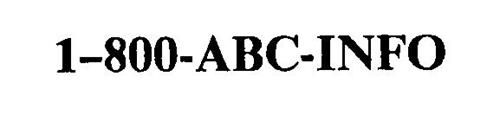 1-800-ABC-INFO