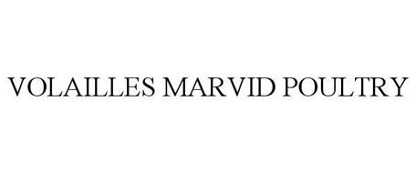 VOLAILLES MARVID POULTRY