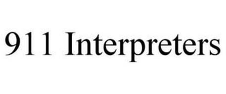 911 INTERPRETERS