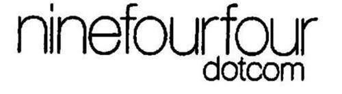 NINEFOURFOUR DOTCOM