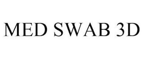 MED SWAB 3D