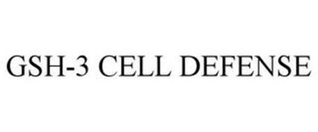 GSH-3 CELL DEFENSE