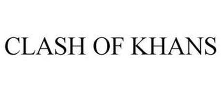 CLASH OF KHANS