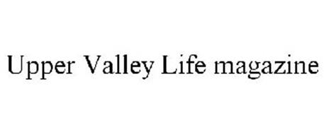 UPPER VALLEY LIFE MAGAZINE