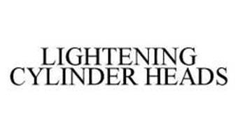 LIGHTNING CYLINDER HEADS