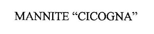 "MANNITE ""CICOGNA"""