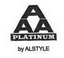 AAA PLATINUM BY ALSTYLE