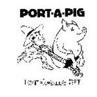 PORT-A-PIG BAR-B-SMOKER