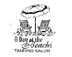 A DAY AT THE BEACH INC. TANNING SALON