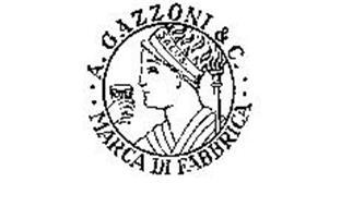 A. GAZZONI & C. MARCA DI FABBRICA