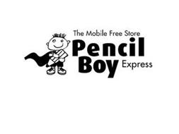 THE MOBILE FREE STORE PENCIL BOY EXPRESS