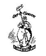OTT-O-CLEANSER FOR COPPER, BRONZE, BRASS TRADE MARK
