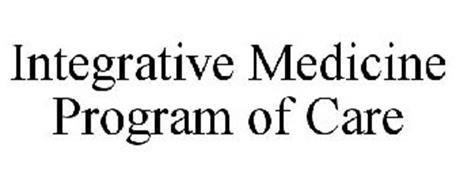INTEGRATIVE MEDICINE PROGRAM OF CARE