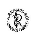 A. RAYNAUD & CO. LIMOGES FRANCE