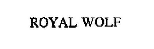 ROYAL WOLF