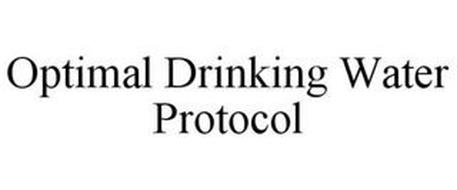 OPTIMAL DRINKING WATER PROTOCOL