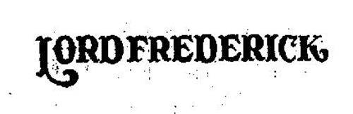 LORD FREDERICK
