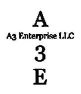 A3 ENTERPRISE LLC A 3 E
