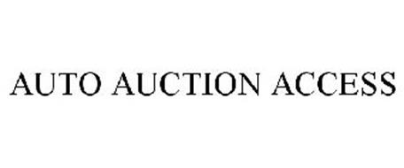 AUTO AUCTION ACCESS