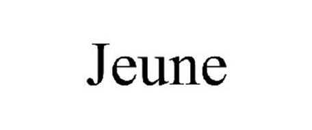 JEUNE