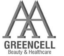 AAA GREENCELL BEAUTY & HEALTHCARE