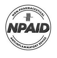 NPAID NON-PHARMACEUTICAL ANTI-INFLAMMATORY DEVICE