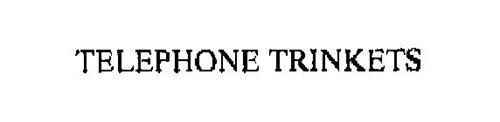 TELEPHONE TRINKETS