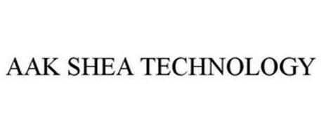 AAK SHEA TECHNOLOGY