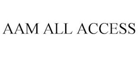 AAM ALL ACCESS