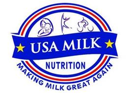 USA MILK NUTRITION MAKING MILK GREAT AGAIN