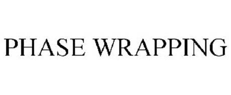 PHASE WRAPPING