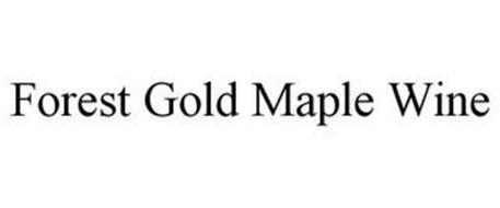 FOREST GOLD MAPLE WINE